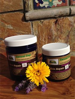 Organic Skin Repair Cocoa Butter for Sun Damaged Skin in People
