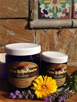 Pain Releif Salve for Horses, Dogs and People with Injuries-Muscle Pain and Tendinitis